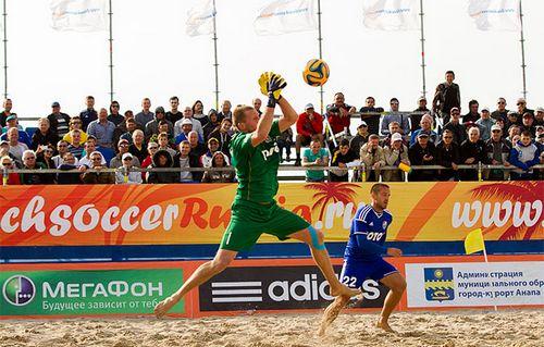 5 Причин следить за пляжным футболом в этом году