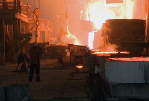 Актюбинская молодежь выбирает профессию металлурга