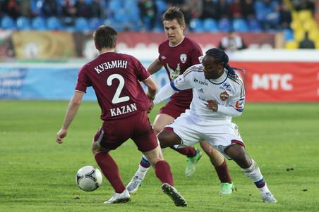 «Алания» проиграла «краснодару», сведя к минимуму шансы на сохранение места в премьер-лиге