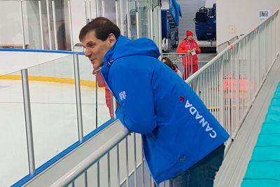 Алексей яшин будет работать на олимпиаде на канадское телевидение