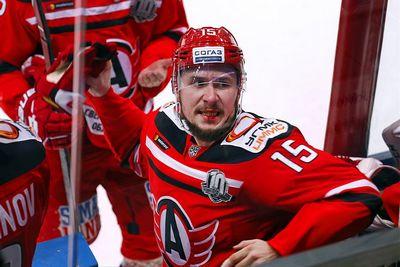 Анатолий голышев рассказал о своей дисквалификации в кхл