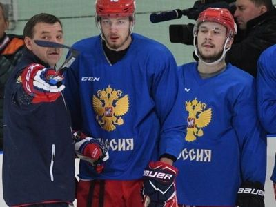 Анатолий голышев: в сборной хочу перезагрузиться