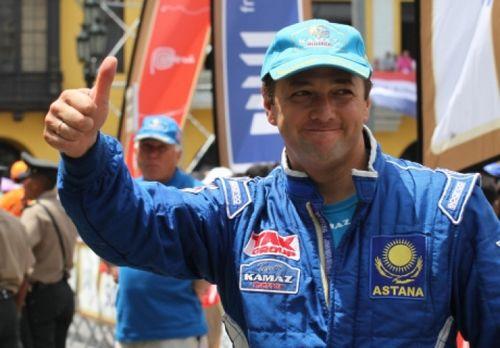 Ардавичус отправится покорять трансконтинентальный ралли-марафон на новом грузовике