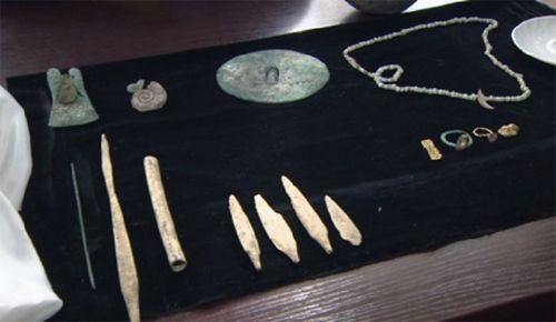 Археологический фонд казахстана пополнился новыми экспонатами