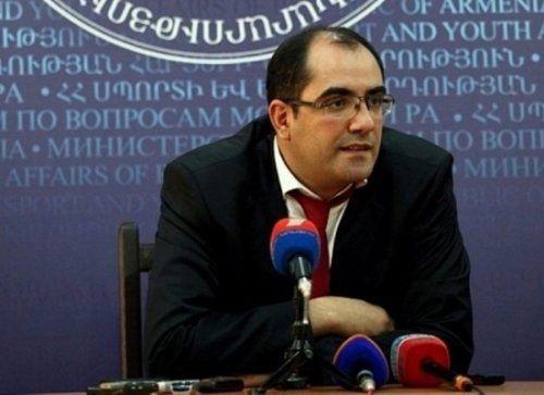 Армянский министр: власти россии заняли правильную позицию насчет олимпиады - «спорт»