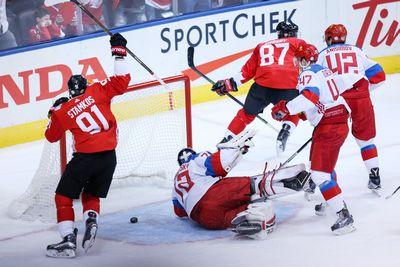 Бадюков – о поражении сборной россии от канады на мчм — 2017