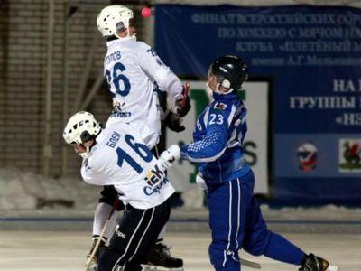 «Байкал» играл вказани побердыеву «динамо-казань» насвоем льду сенсационно уступило середняку чемпионата
