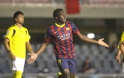 «Барселона б» - «мурсия» 4:0
