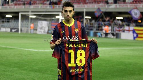 «Барселона б» - «жирона» 2:1