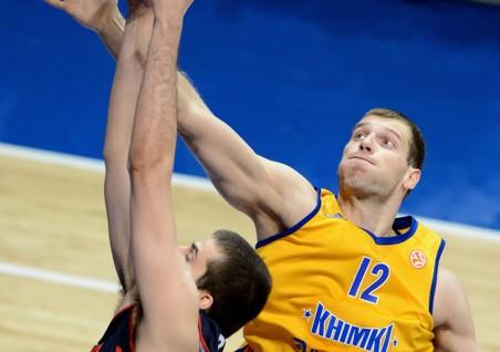 Баскетболист виталий фридзон о своих перспективах в «химках» и сборной россии