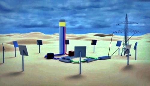 Бельгийцы построят в казахстане газотурбинную электростанцию