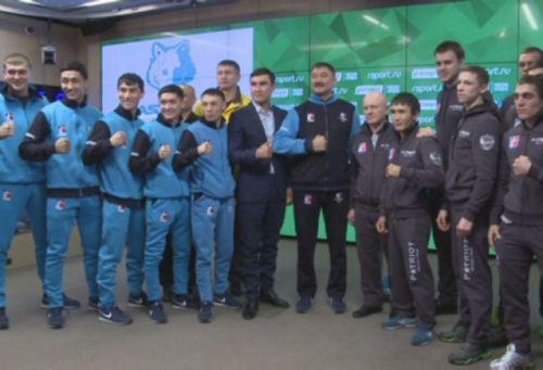Боксеры astana arlans сойдутся на ринге с patriot boxing team