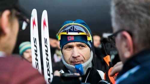 Бьорндален: я по-прежнему считаю, что мог бы взять медаль на играх-2018 - «биатлон»