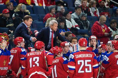 Брагин о выступлении сборной россии на молодёжном чемпионате мира