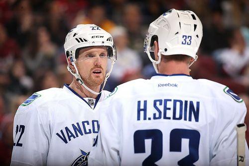 Братья седин завершают карьеру. хоккею их будет не хватать