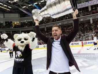 «Бросьте кубок стэнли в костер!» что только ни делали хоккеисты с трофеем нхл