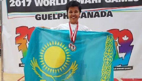Чемпионом world dwarf games 2017 впервые стала казахстанская спортсменка