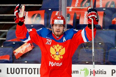 Четверых российских хоккеистов нет в списке приглашенных на олимпиаду