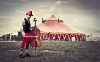 Цирк, где клоуны не веселят