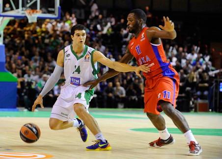 Цска победил будивельник в баскетбольной евролиге