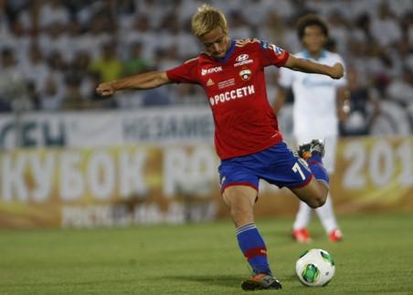 Цска победил «зенит» в матче за суперкубок россии