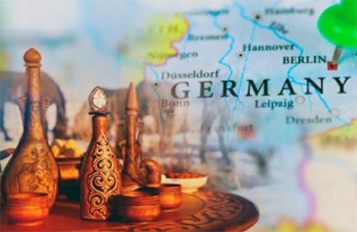 День кумыса прошел в германии