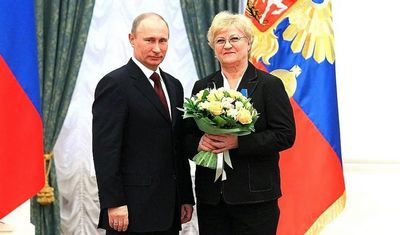 Держи кулаки, россия!