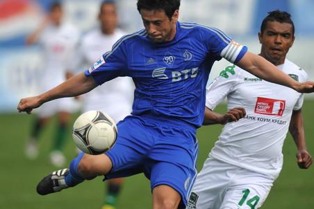 «Динамо» подтвердило переходы денисова, жиркова и кокорина