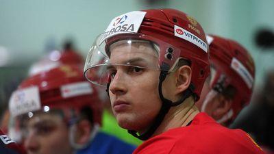 Дмитрий кагарлицкий: будем играть с шипачевым в одном звене