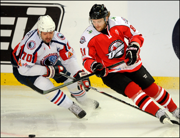 Донецкие хоккеисты выиграли финальную серию