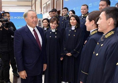 Доверие, ответственность, открытость - ключевые параметры судебной системы казахстана