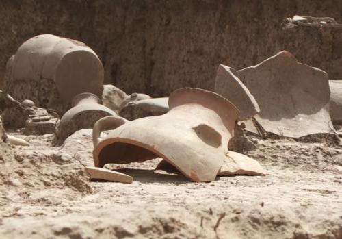 Древний памятник государства кангюй обнаружен в юко