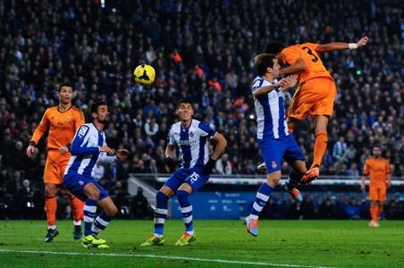 Дубль месси вывел барселону в четвертьфинал кубка испании