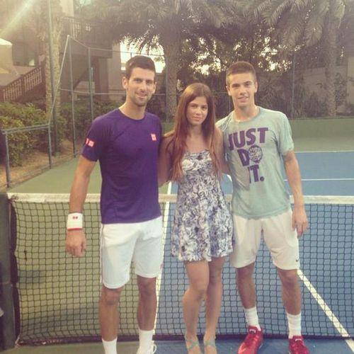 «Ехал в отпуск, а попал к надалю». как опытные теннисисты помогают молодым