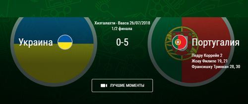 Euro u19 / finland 2018 / полуфиналы. обзор