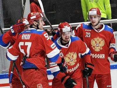 Евротур. россия — финляндия – 2:1. 09.02.2017. хоккей. отчёт, фото