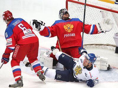Евротур. россия – финляндия – 2:3. обзор матча, фото, видео