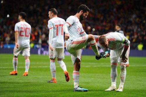Фантастический иско. как испания уничтожила аргентину