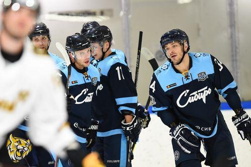 Финская полька. или как прошли сборы хоккейного клуба «сибирь»