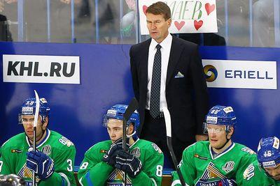 Финский тренер покинул «салават юлаев» из-за денег