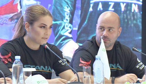 Фируза шарипова: я не сомневаюсь в себе и своей команде