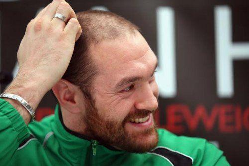 Фьюри может заплатить кличко 10 миллионов евро за отмену матча-реванша - «бокс»