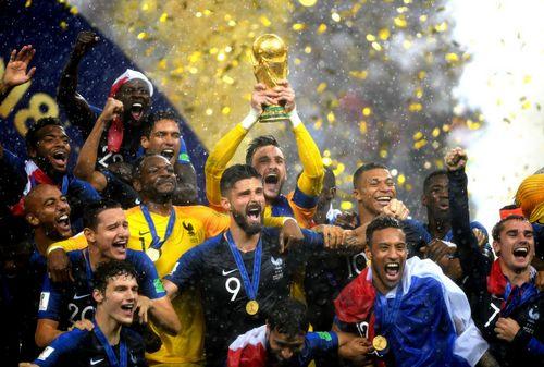 Франция – очень странный чемпион. но самый современный