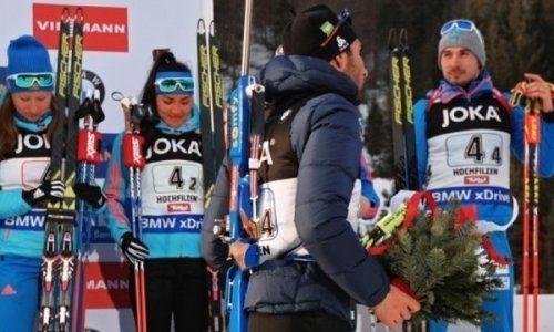 Фуркад покинул награждениечм из-за россиян иотказался жать руку логинову - «спорт»