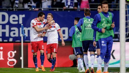 «Гамбург» снова может спастись. благодаря тренеру