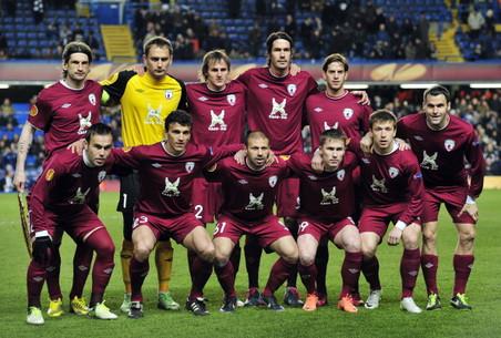 Газета.ru о первом матче рубина в лиге европы