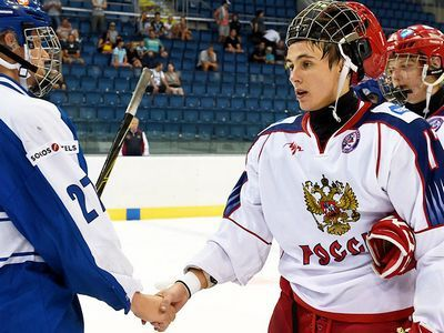 Герман рубцов – о юниорской сборной россии