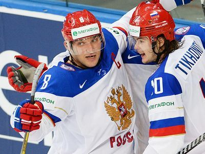 Гимаев – о победе над финляндией и игре с сша