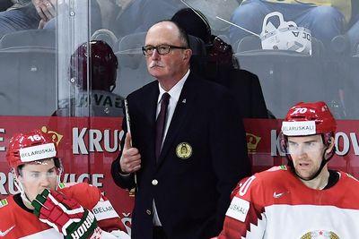 Главного тренера сборной беларуси дэйва льюиса уволили во время чм