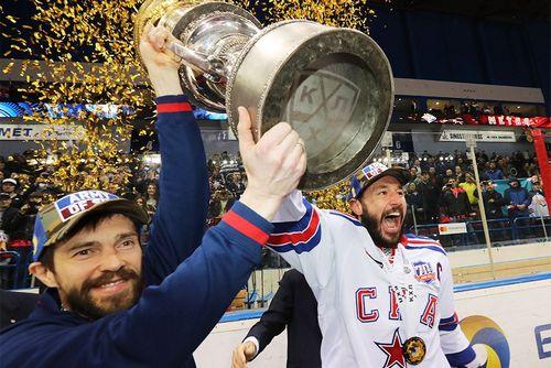 Главные хоккейные события 2017 года